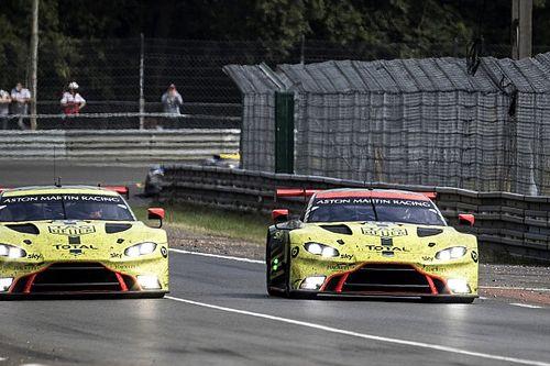 Aston Martin axes factory WEC GTE Pro programme