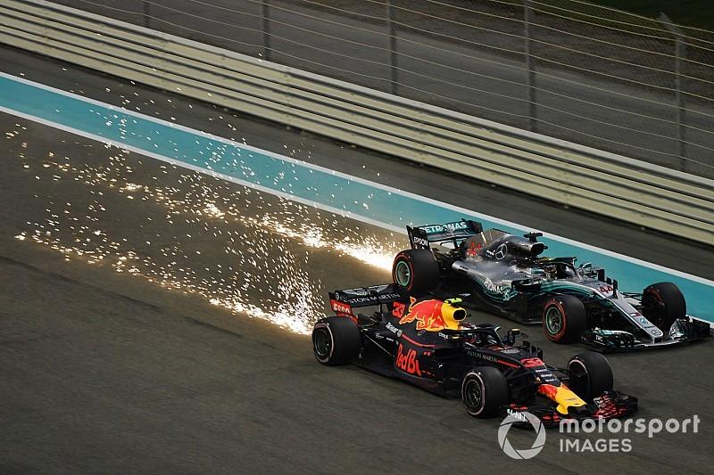 Verstappen: Hamilton gibi paraşütle atlayamam çünkü çok riskli