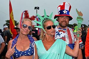 Fotogallery: al Motocross delle Nazioni lo spettacolo è anche sulle tribune