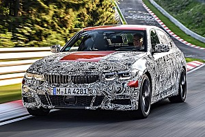 BMW says it uses Nurburgring for much more than just lap times
