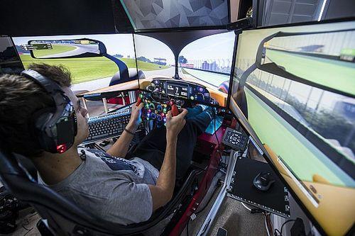 Lando Norris Dua Hari Berlatih Simulator Pelajari Hasil GP Rusia