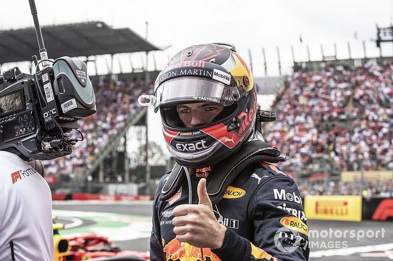 Van Amersfoort: Schumacher aklını, Verstappen cesaretini kullanıyor