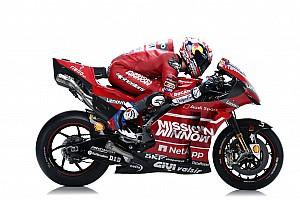Photos - Gros plan sur le nouveau look de la Ducati