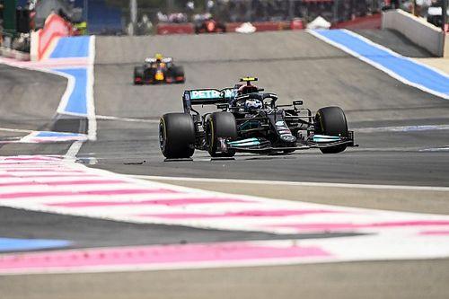 """F1: Bottas diz que se sentiu """"presa fácil"""" no GP da França"""