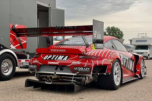 Szybkie Porsche Astiera