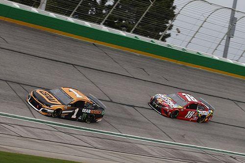 NASCAR Atlanta: Kurt siegt vor Kyle bei Dominanz der Busch-Brothers
