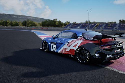 Avec ses Esports Series, Alpine fait ses premiers pas en virtuel