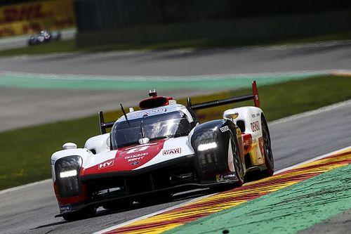 WEC: Toyota vence na estreia de hipercarro em Spa; Negrão é 2º