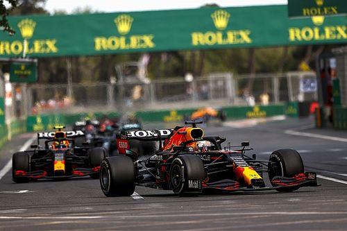 """Verstappen: """"Pérez está cada vez más cómodo en el Red Bull"""""""