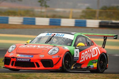 Porsche: Paludo e Dirani são os mais rápidos e fazem a pole da Endurance em Goiânia