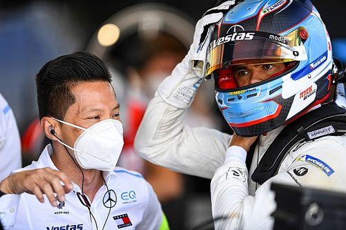 """De Vries csalódott a Formula E-s """"kollégák"""" miatt"""