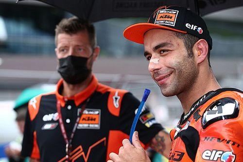 KTM offers MotoGP race winner Petrucci 2022 Dakar deal