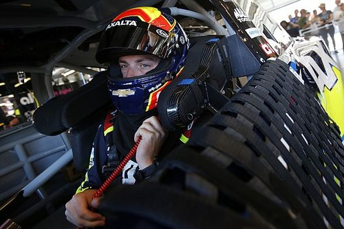 The other side of Alex Bowman: 'It takes a lot out of me'