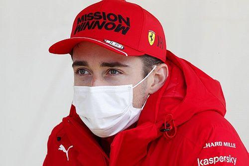 كيف حصل لوكلير على سيارة 2019 في الفورمولا واحد كهدية من فيراري؟