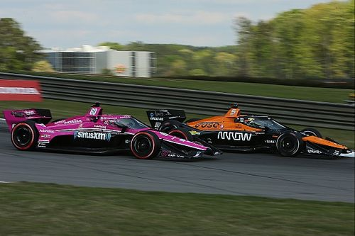 IndyCar's 2.4-liter hybrids to start testing in early 2022