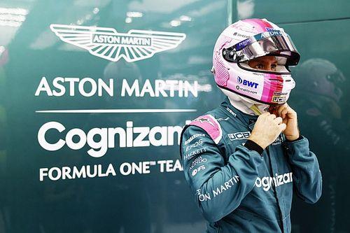 Vettel: Pride not important in pink helmet switch