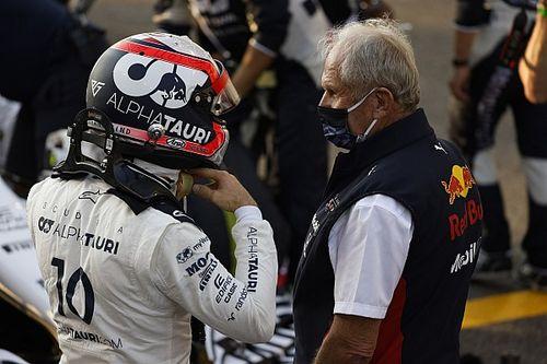 """Marko : """"Gasly a changé"""" par rapport à l'ère Red Bull"""
