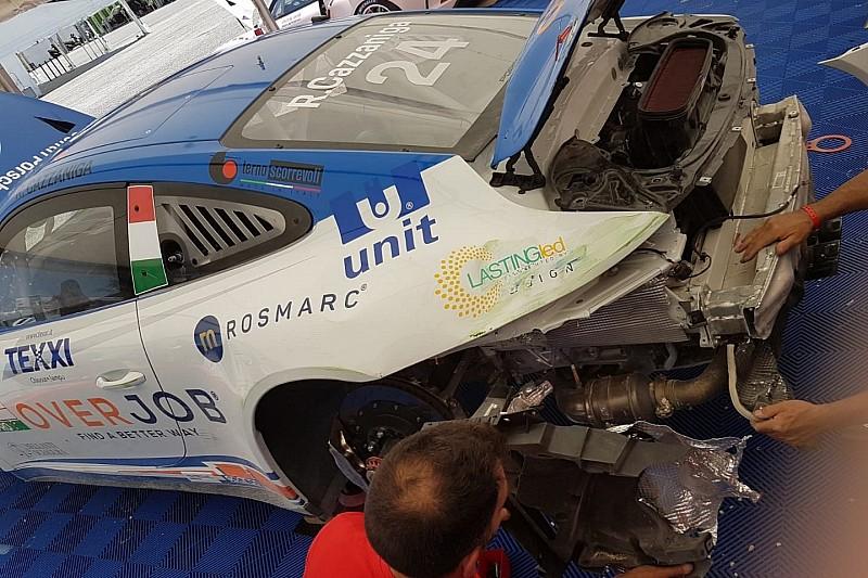 Carrera Cup Italia, Misano: Cazzaniga jr. ripara