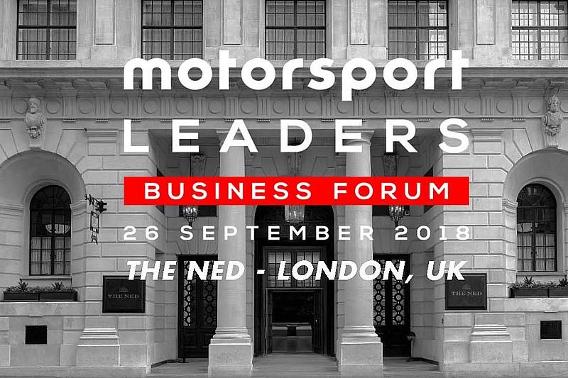 Wie wird mit Störungen umgegangen? Motorsport Leaders Business Forum tagt