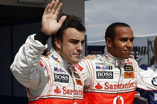 Alonso őszintén válaszolt a kérdésre: ki a jobb, ő, vagy Hamilton