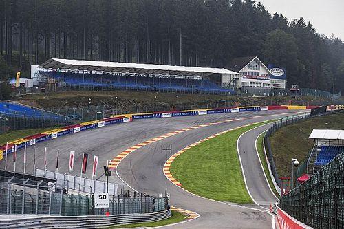 Demolido el icónico chalet del circuito Spa-Francorchamps