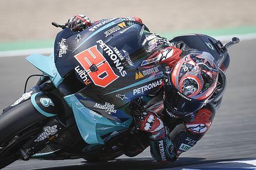 2020 MotoGP Andalusia Grand Prix race results