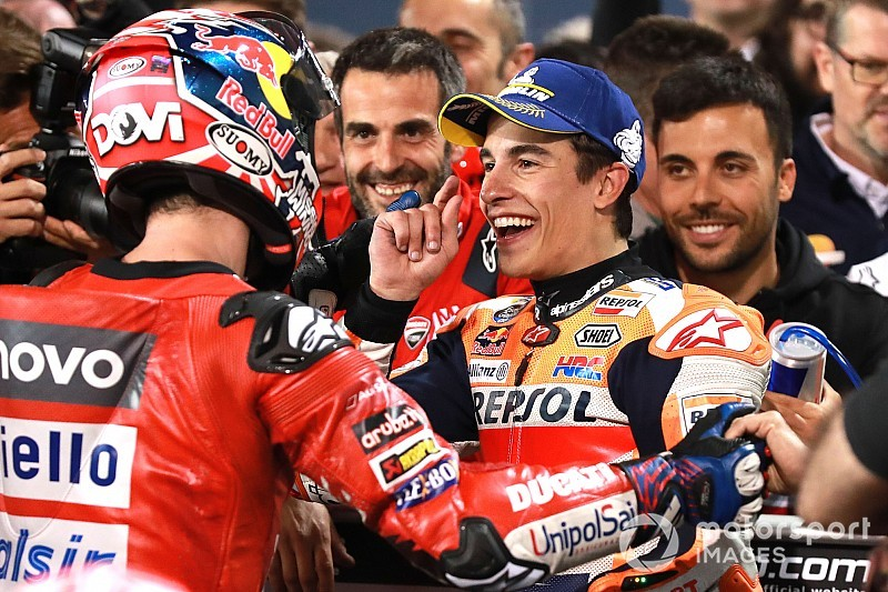 Gallery: Top photos from Qatar MotoGP season opener