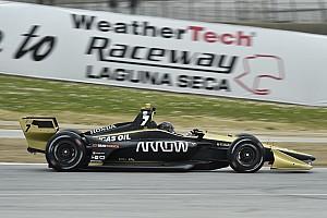 Эрикссон выделил главную для себя проблему в IndyCar