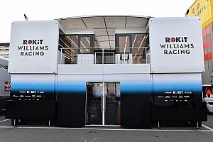 Williams kembali absen pada hari kedua tes F1
