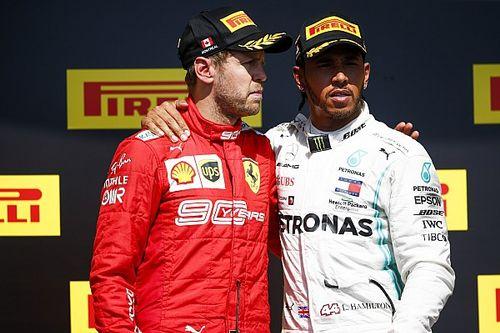 Хэмилтон обвинил Ferrari в неудачах Феттеля