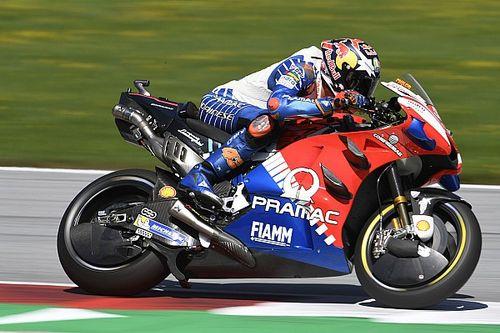 Pramac retains Miller on factory-spec Ducati