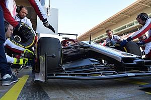Le design radical d'Alfa Romeo et Ferrari n'inquiète pas Red Bull