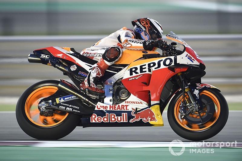 Lorenzo retient le positif malgré une position encore modeste