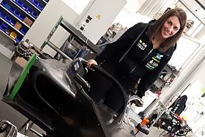 È la nuova Formula Regional della FIA la scelta agonistica di Sharon Scolari!
