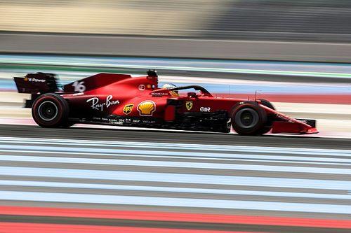 """Une situation """"plus conforme"""" aux attentes de Ferrari"""