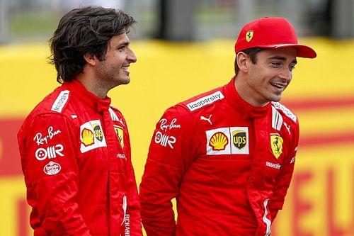 Ferrari: Leclerc és Sainz újra energiát és lelkesedést hoztak a csapathoz