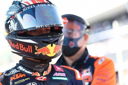 Een nieuwe Grand Prix-sensatie: Wie is Pedro Acosta?