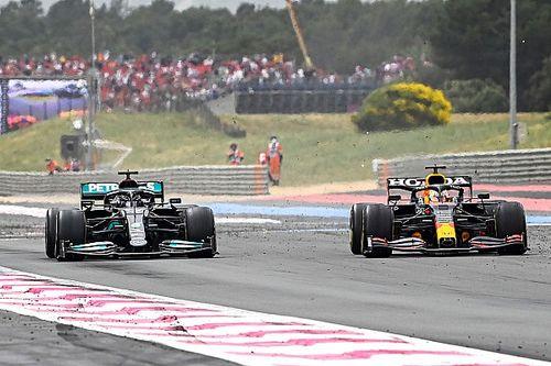 De titelstrijd tussen Verstappen en Hamilton tot dusver (deel 2)