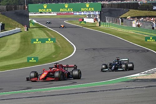 Leclerc: Ferrari no volverá a luchar con Mercedes este año