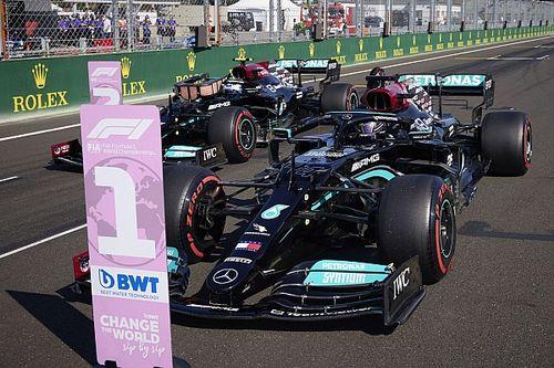 """Wolff ziet nadeel voor Mercedes: """"Moeten slim zijn bij de start"""""""