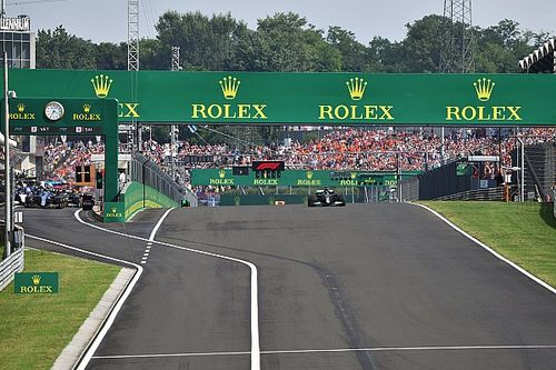 Was Hamilton's Hungary solo start a good or bad look for F1?