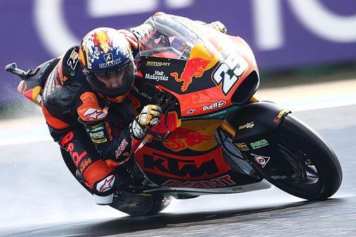 Moto2, Misano: magnifico Raul Fernandez, è pole. Bezzecchi 8°