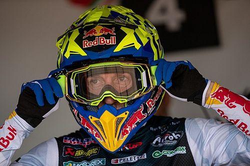 Geen breuken voor Cairoli na crash, laat GP Sardinië schieten