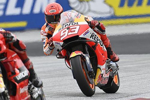 MotoGP- Marquez diz que toques com Aleix foram 'de corrida' e divide culpa