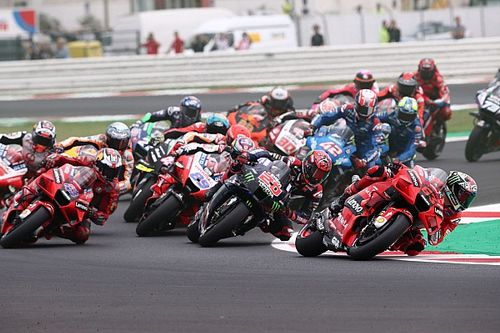 Rekordowy kalendarz MotoGP