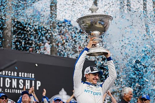 2021 IndyCar title is just the start for Ganassi's newest star