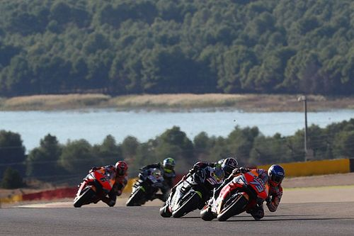 MotoGP on TV today – How can I watch the Aragon Grand Prix?