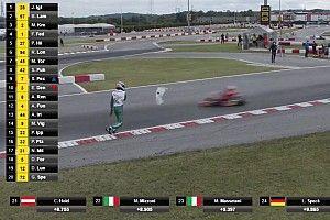 Los pilotos de F1 condenan al autor del escándalo del karting