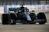 """Hamilton concerned about cars """"flying by"""" him at start"""