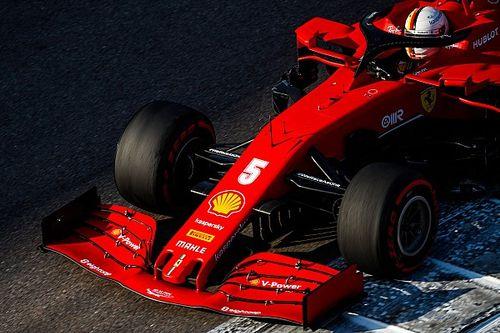 F1 Sotschi 2020: Vettel vor Qualifying mit Aufwärtstrend